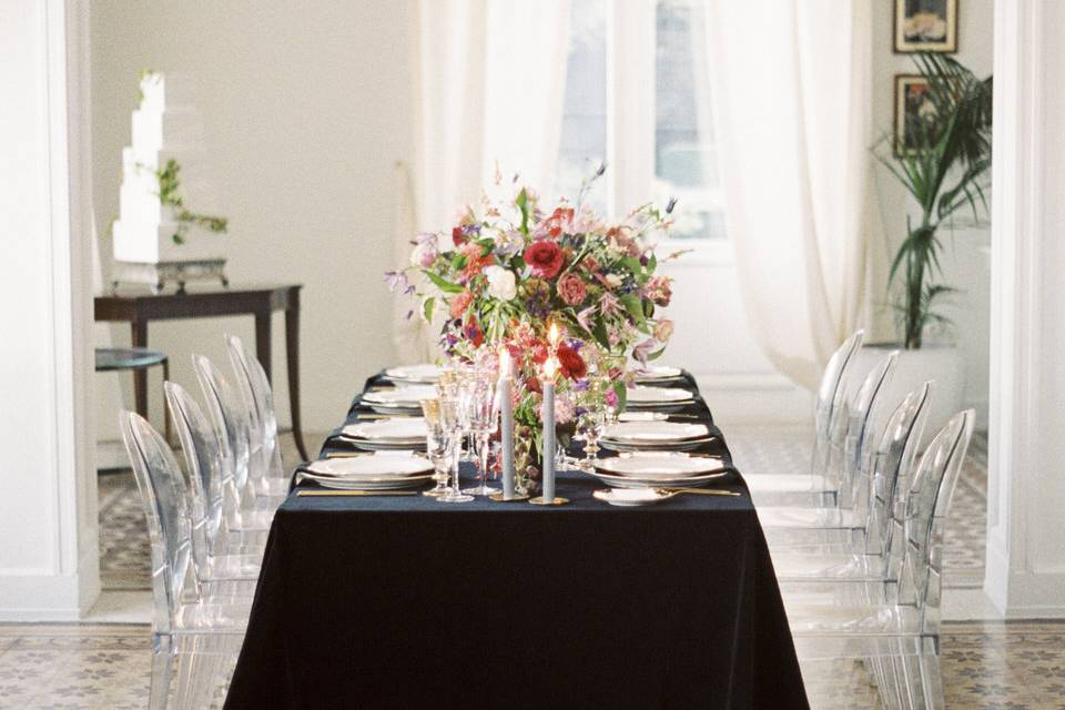 Chic Wedding at Spetses, Greec