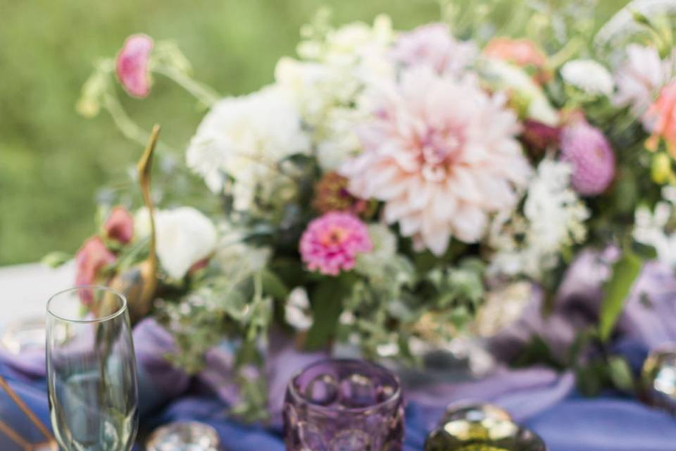 With enough variety to create the perfect sweetheart table