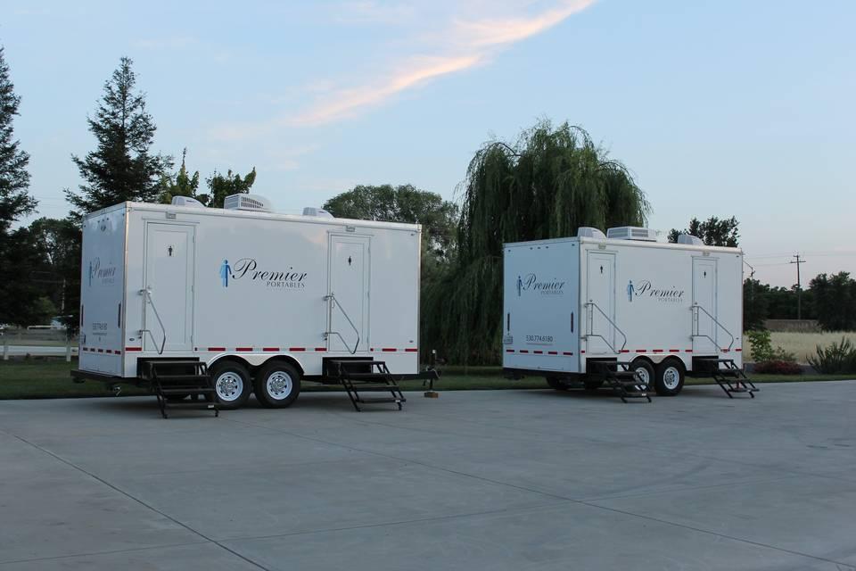 Premier and premier ritz trailers