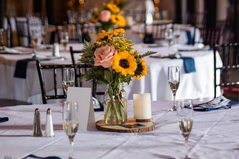 September wedding vibes