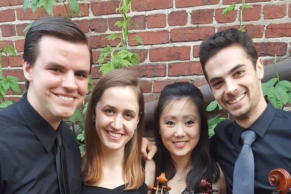 Très Doux Quartet