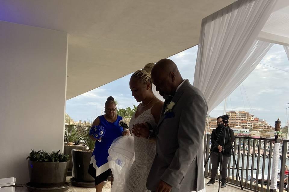 Keisha & Keith Cabo Wedding