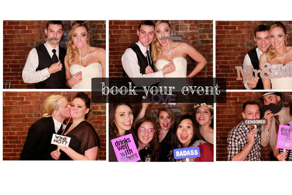 PKC Photobooths book with us