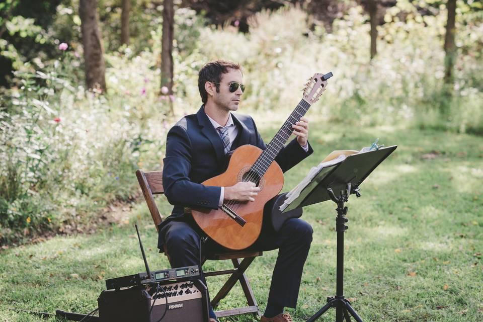 Jon Tario Classical Guitar