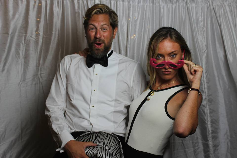 Caught Up In The Moment Photo Booth Services