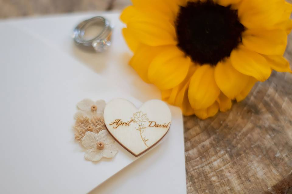 Wedding Stationery by PSR Designs