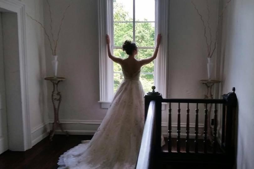 Dreaming of a garden wedding