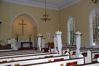 North Stamford Community Church & Stone House