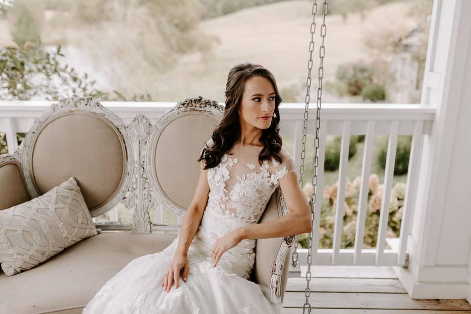 Nashville Wedding Stylist