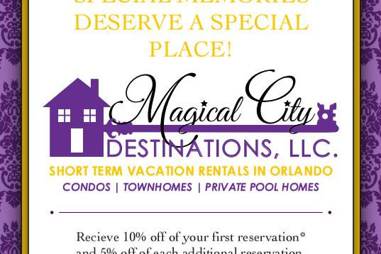 Magical City Destinations