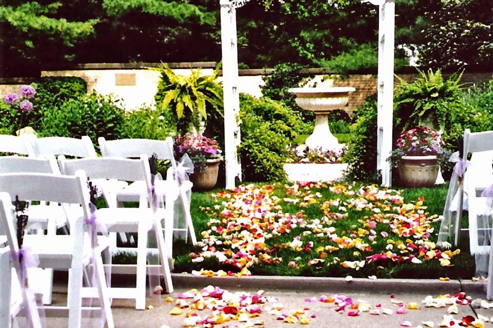 Romance at the Mansion