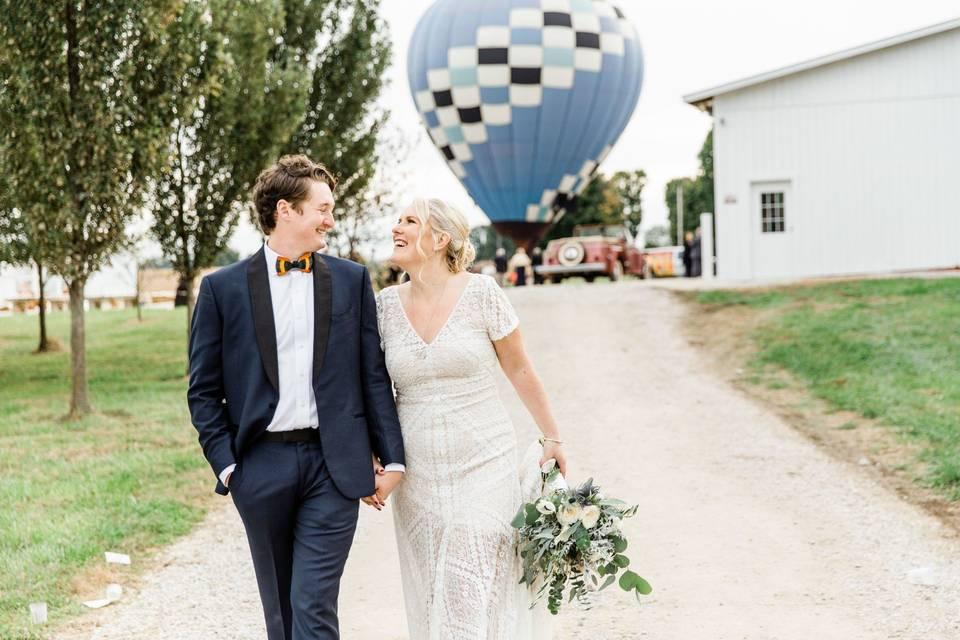 Vincennes Indiana Wedding