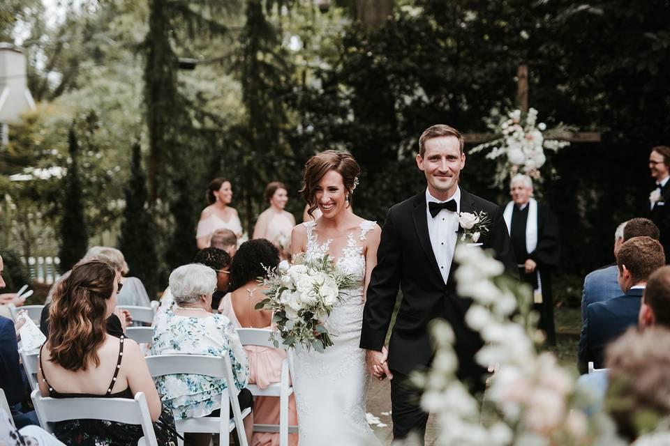 Louisville, Whitehall Wedding