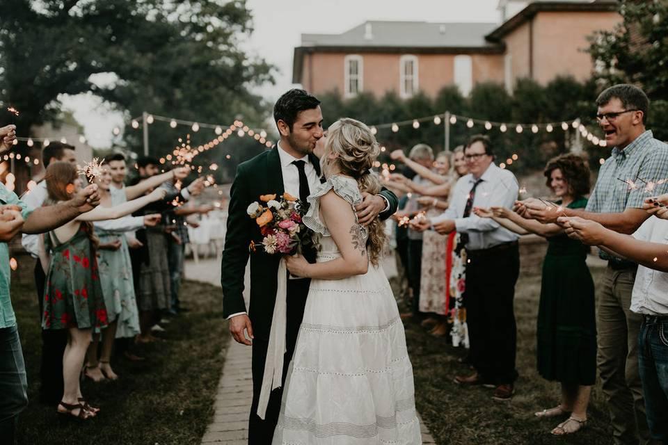 Buffalo Ridge Wedding