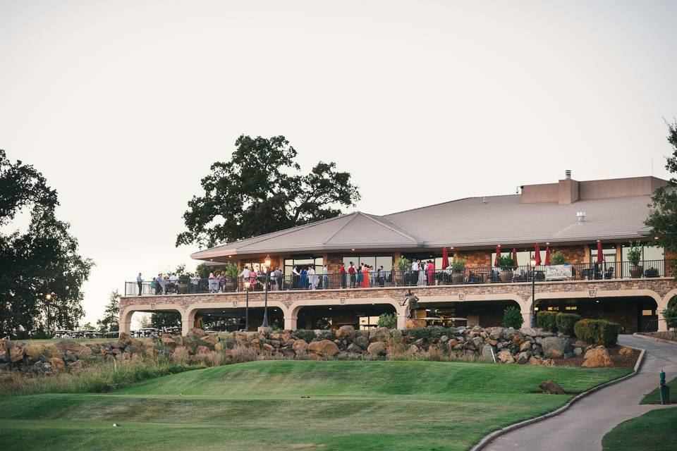 The Ridge Golf Club & Events Center