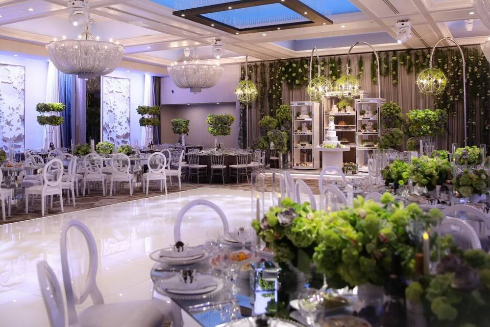 Legacy Venues & Catering - Legacy Ballroom