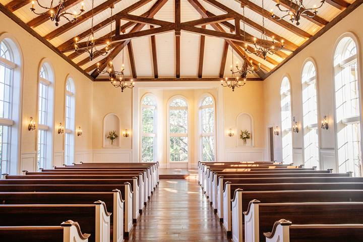 New Sanctuary Chapel