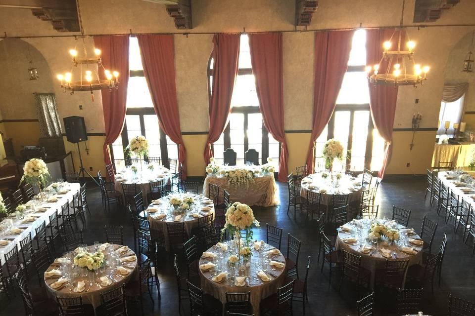 Loft 84 Wedding and Event Venue