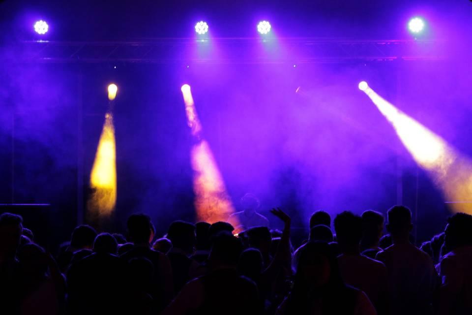 Concert Lighting Huntsville