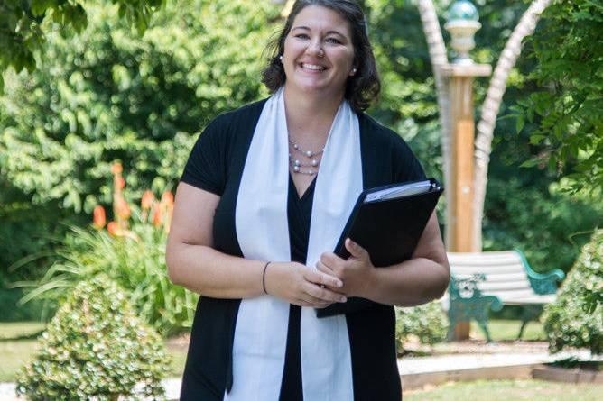 Katherine Edwards, Interfaith Officiant