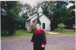Rev. James Hary