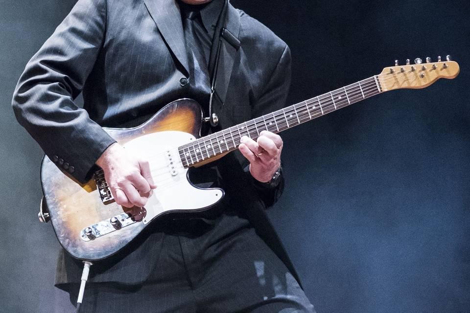 Lead guitarist