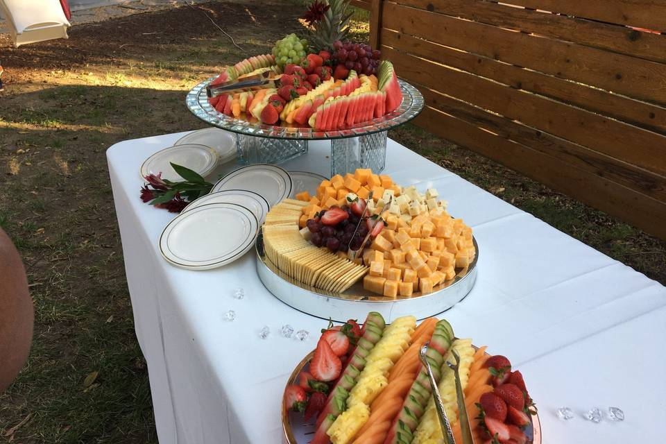 On A Roll Catering