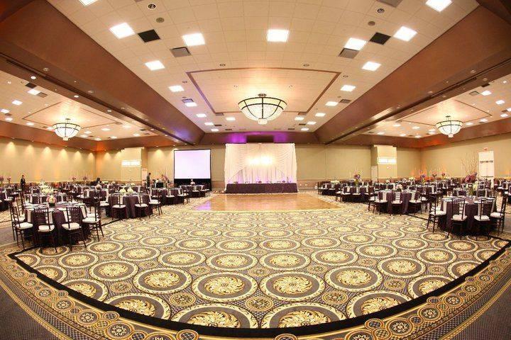 La Torretta's Americas Ballroom