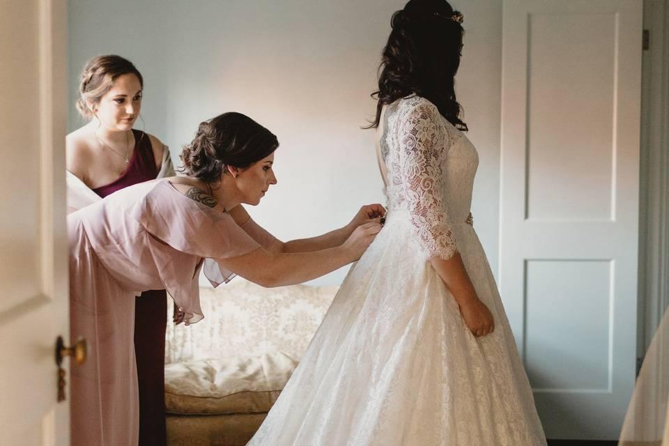 (VH) Bridal Suite