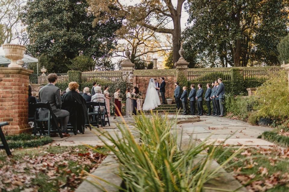 (VH) Four Seasons Ceremony