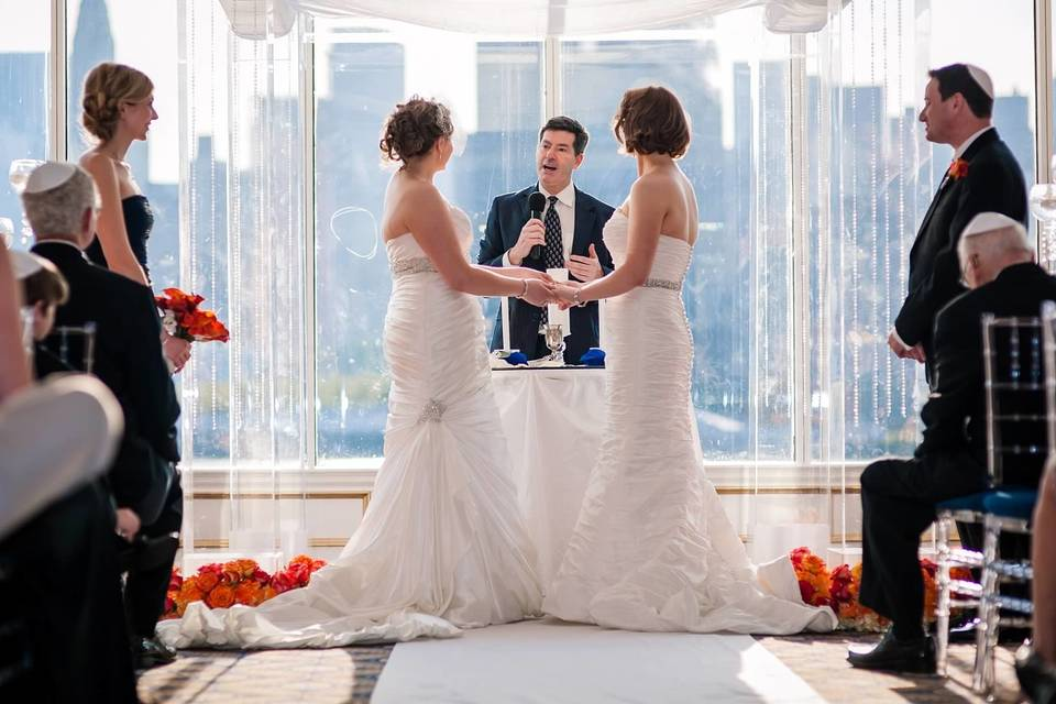 Jewish and Interfaith Weddings by Rabbi/Cantor Ronald Broden