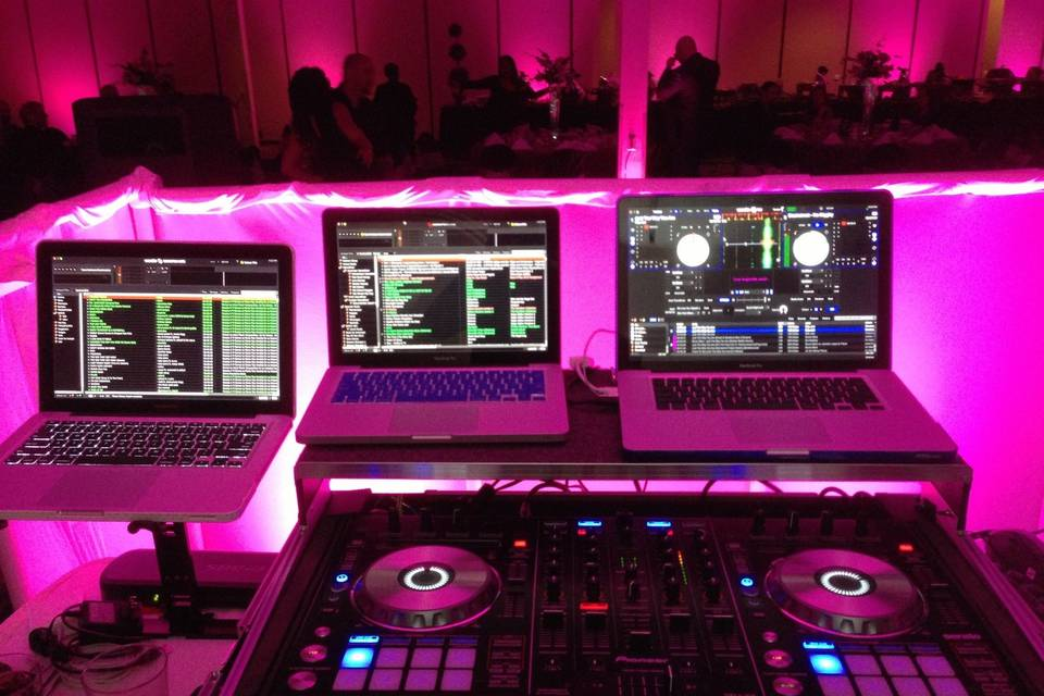 Desi Experiment DJs