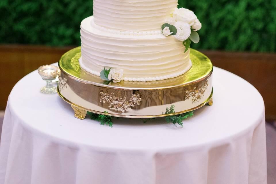 Custome wedding cake
