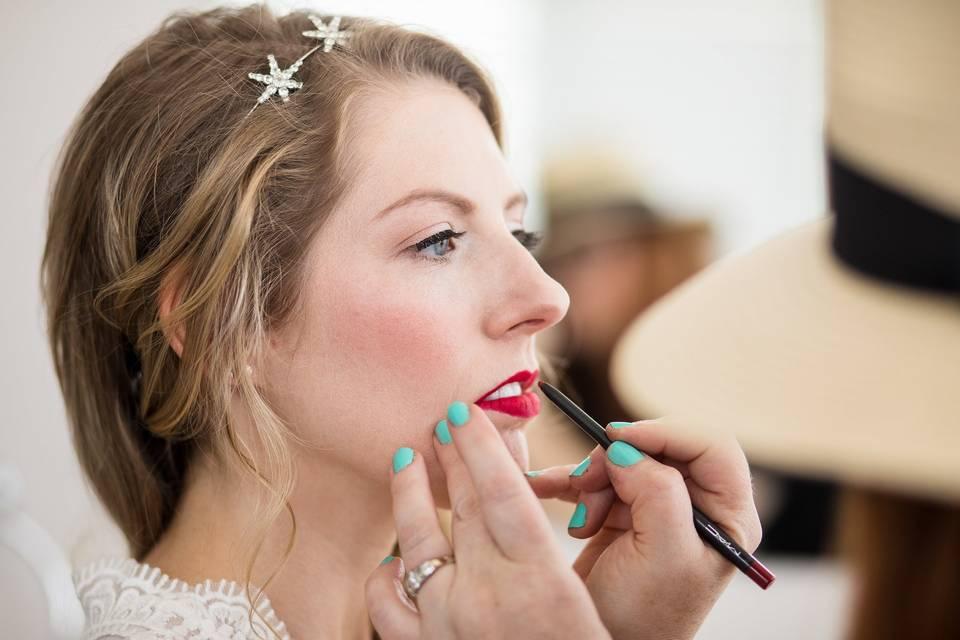 A-List Makeup Artistry