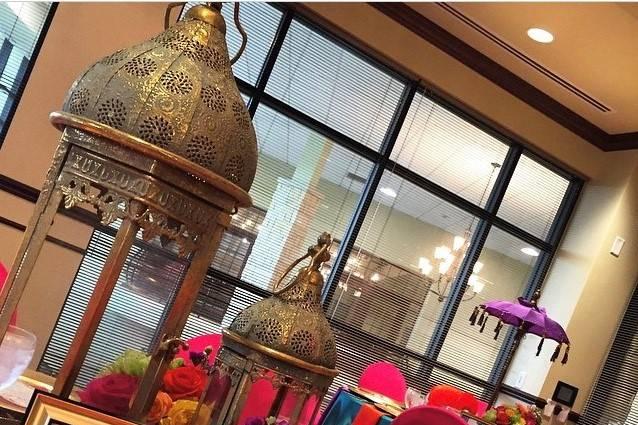 Azalea Room - Moroccan