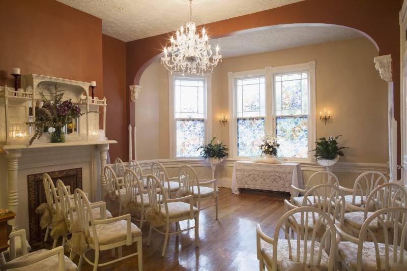 The Wedding Chapel at Magnolia House Inn