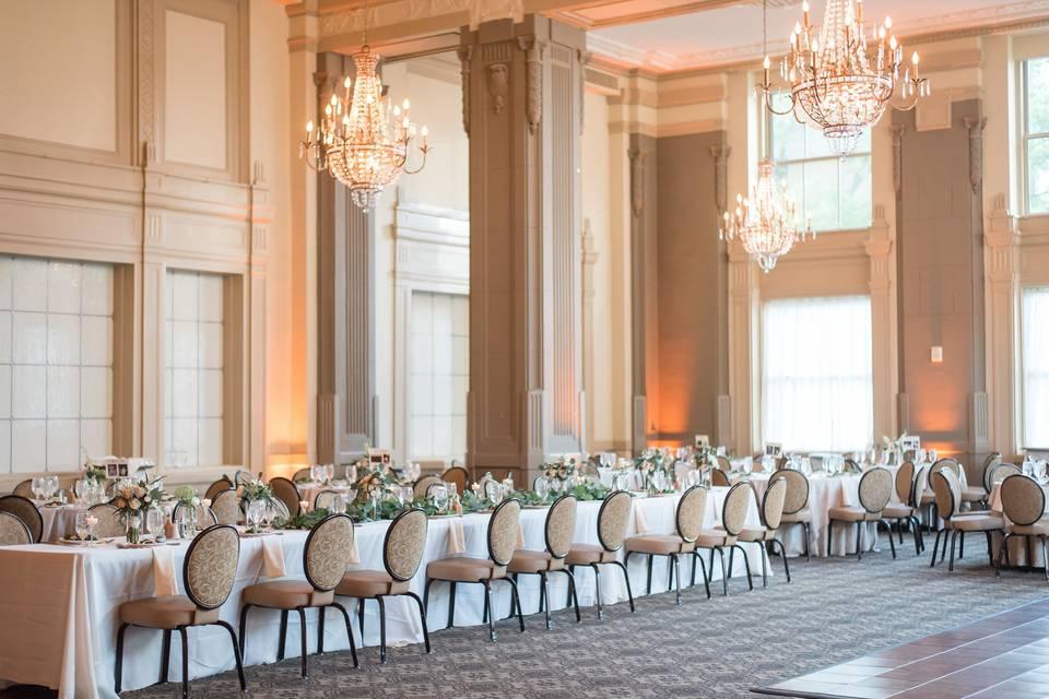 The Historic John Marshall Ballrooms