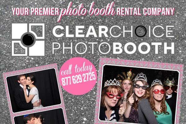 Clear Choice Photo & Video Booths
