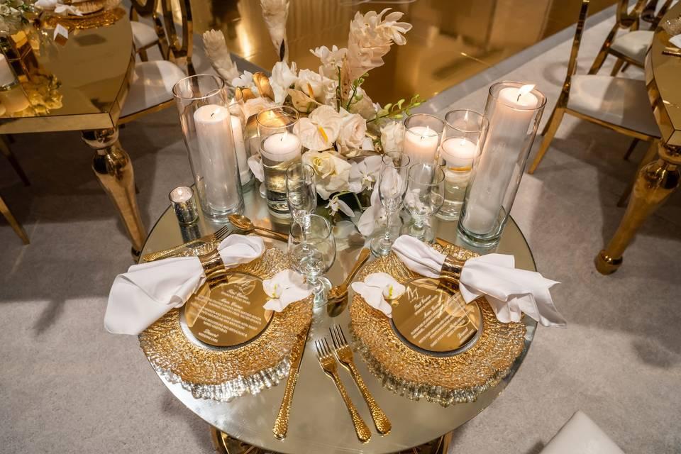 Sweetheart Table (LaJoy)