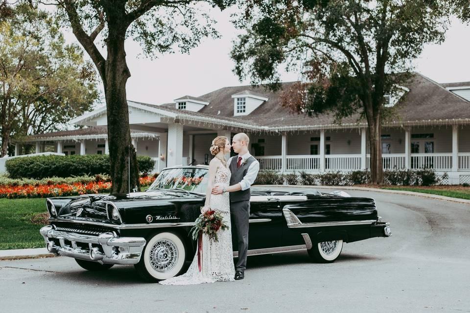 VIP Wedding '55 Mercury