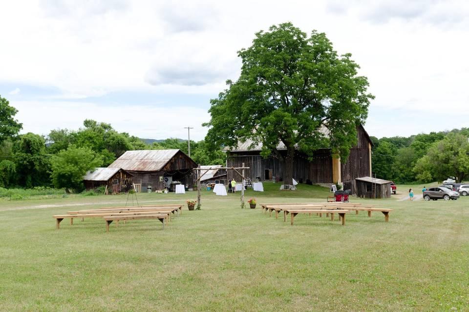 Rooted Farmstead, LLC