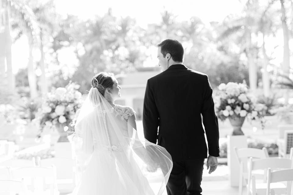 Hyatt Regency Coconut Wedding
