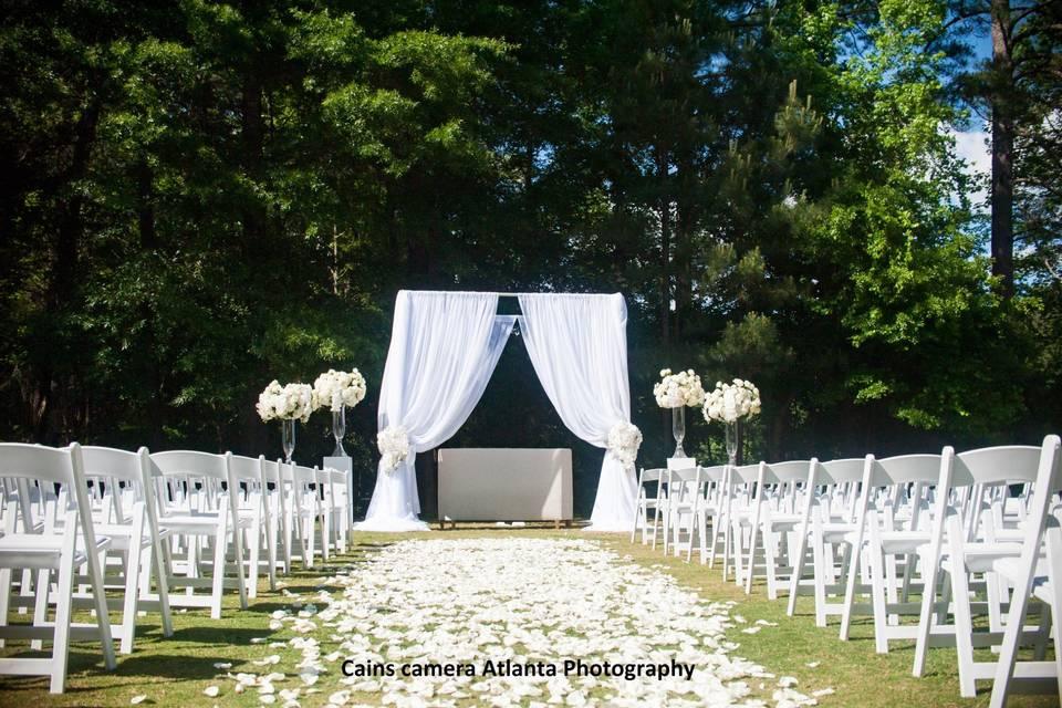 Meadow ceremony