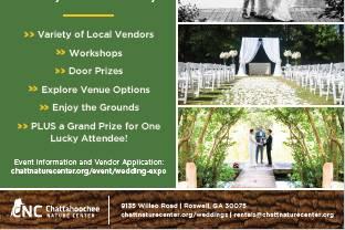 CNC Wedding Expo 3/5/22