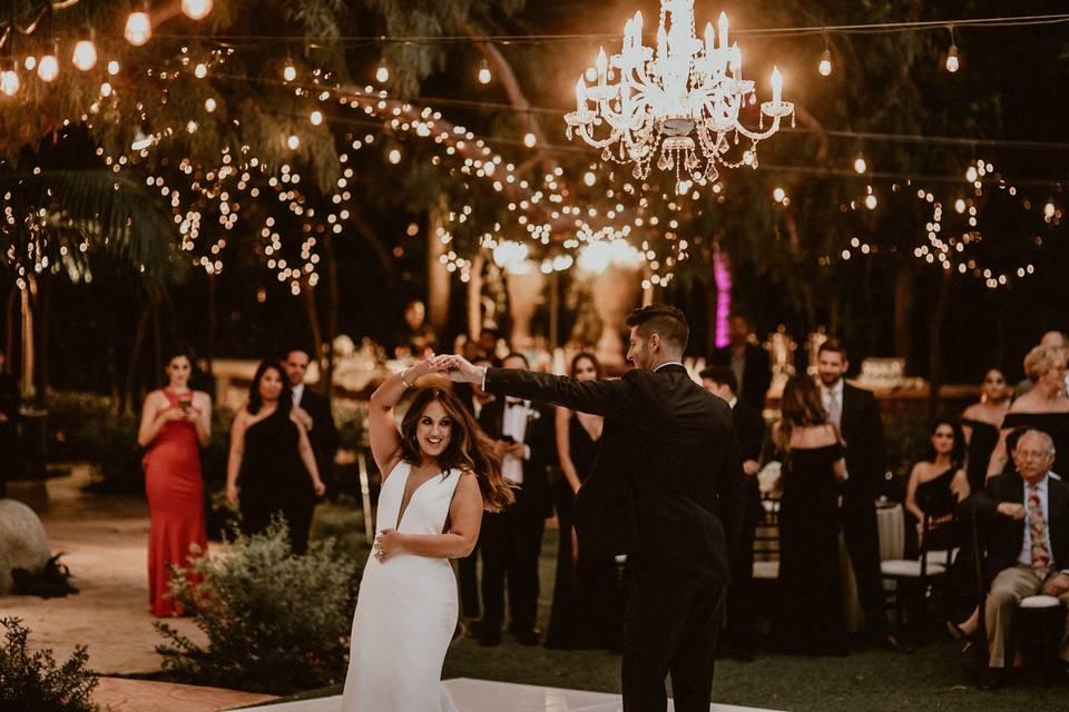 Wedding at Hartley Botanica