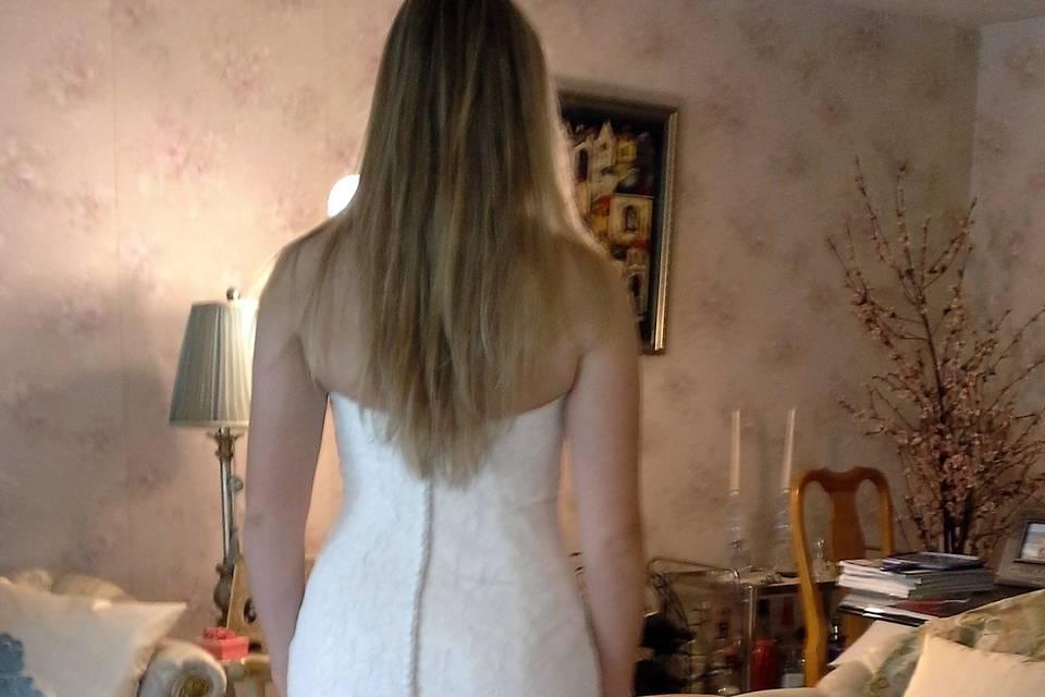 Clemencia Bridal