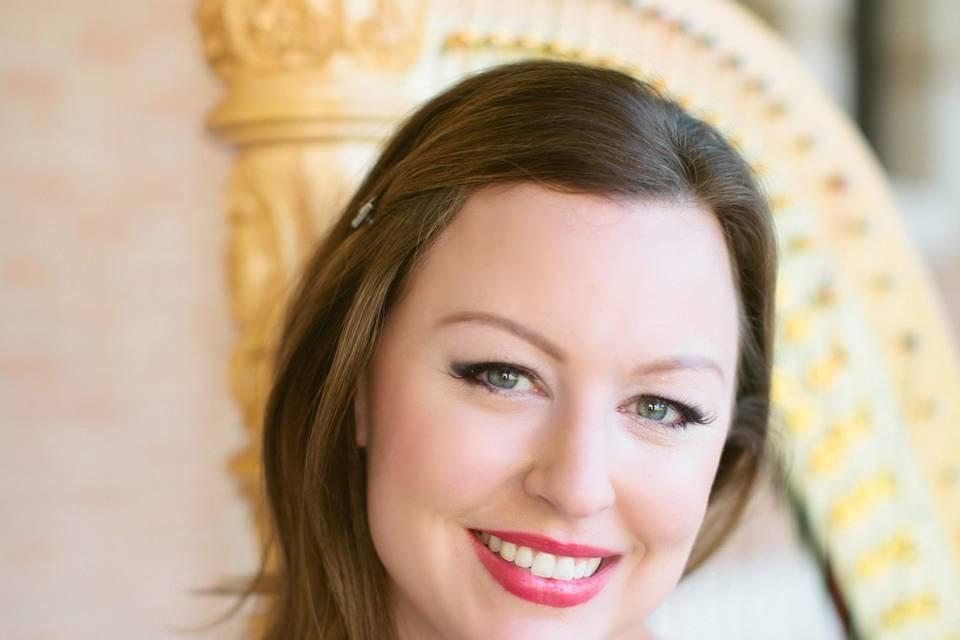 Harp Elegance: Joanna Whitsett, harpist
