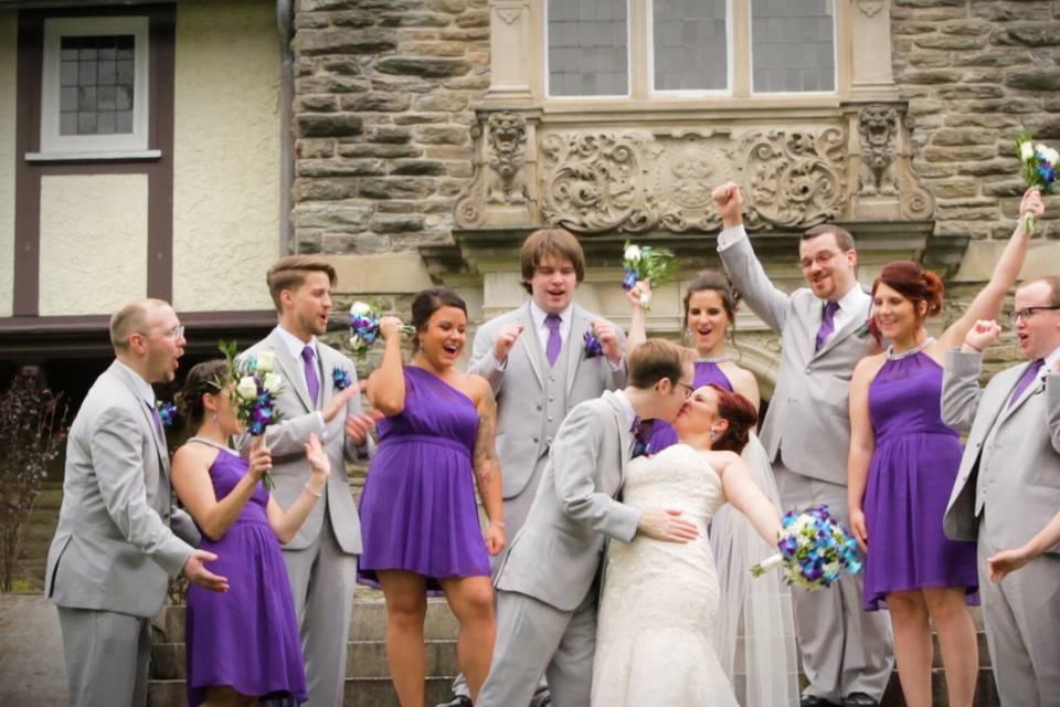 Acquainted Wedding Productions