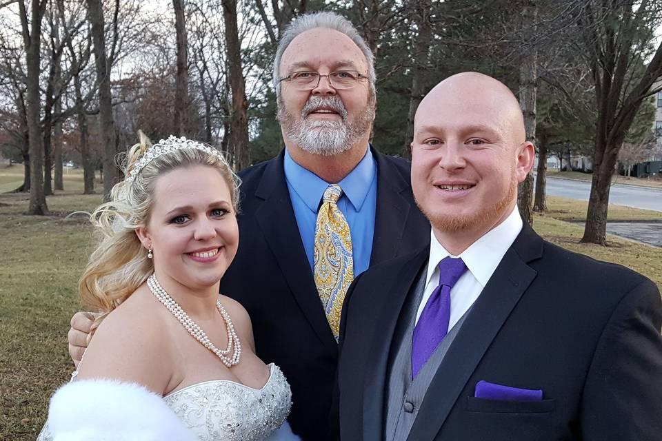 It's A Wonderful Life Weddings KC
