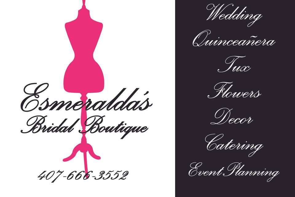 Esmeralda's Bridal Boutique